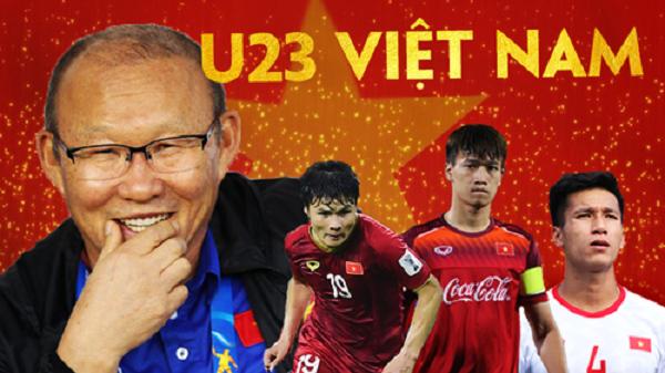 Info 4 cái tên Hải Dương và 19 cầu thủ U23 Việt Nam, những người mang trọng trách viết tiếp lịch sử bóng đá nước nhà