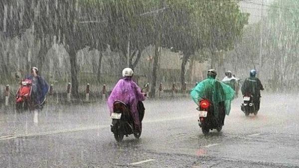 Từ sáng mai(23/3),người dân Yên Bái cần đề phòng dông l ố c, mưa đá do ảnh hưởng không khí lạnh
