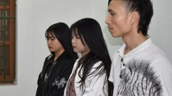 Ninh Bình: 2 phụ nữ trẻ cùng đồng bọn bị b.ắt vì tàng trữ m.a túy