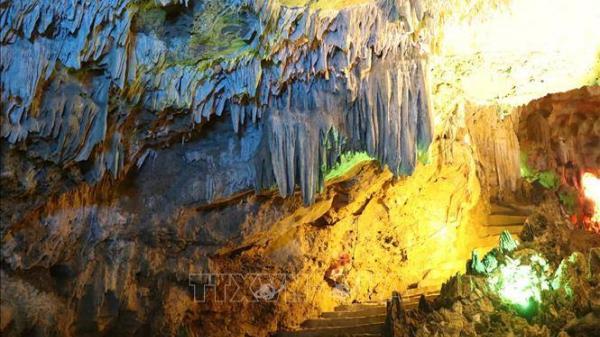 Khám phá động Thiên Hà giữa núi rừng Nho Quan (Ninh Bình)