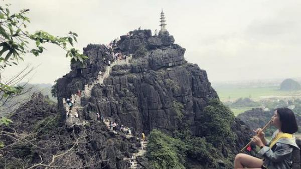 Hang Múa: Nơi cái đẹp dừng chân, chốn 'bồng lai tiên cảnh' đất Ninh Bình