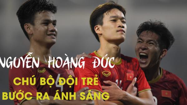 """Hoàng Đức - Cầu thủ Hải Dương từ """"nỗi đau World Cup"""" tới tương lai của đội tuyển Việt Nam"""