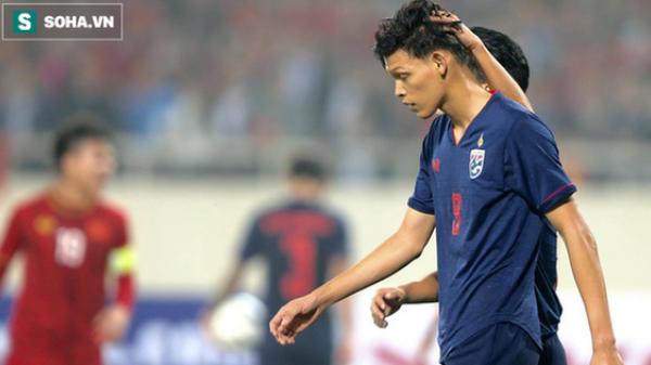 Chơi xấu Đình Trọng, tiền đạo Supachai nhận án phạt nặng từ AFC, Thái Lan tổn thất lớn
