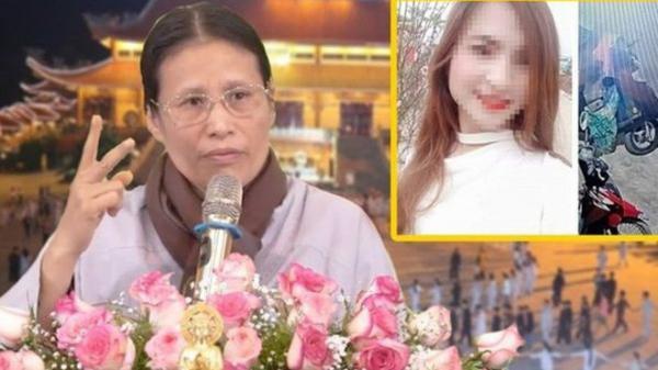 """Bà Yến nói trong cuộc điện thoại xin lỗi mẹ nữ sinh giao gà: """"Nói đi thì nhẹ nhưng nói lại thì nặng"""""""