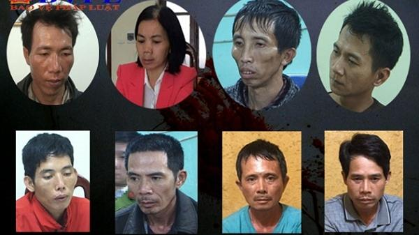 Tạm giữ hình sự thêm 1 đối tượng Điên Biên liên quan đến vụ s.át hại nữ sinh giao gà