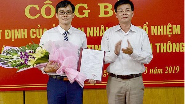 Công bố nhân sự mới 3 tỉnh Điện Biên, Quảng Ngãi, Sóc Trăng