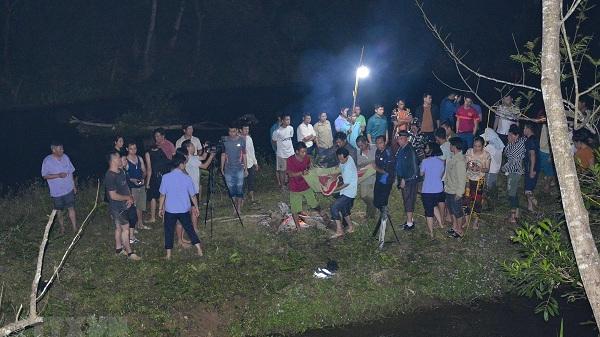 Điện Biên: Phát hiện t.hi t.hể người đàn ông dưới sông Nậm Rốm