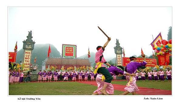 Trường Yên: Lễ hội lớn nhất của tỉnh Ninh Bình