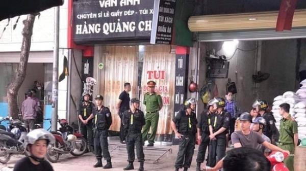 Yên Bái: B.ắt giam Trần Đình Sang vì ch.ống người thi hành công vụ