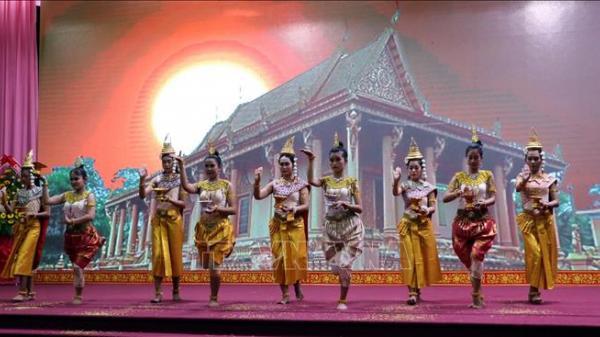 Sóc Trăng: Nhiều hoạt động mừng Tết Chôl Chnăm Thmây tại các địa phương