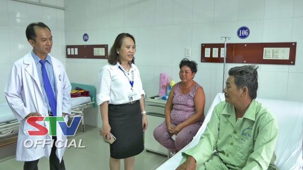 Bệnh viện đa khoa tỉnh Sóc Trăng cứu sống bệnh nhân nhồi máu cơ tim