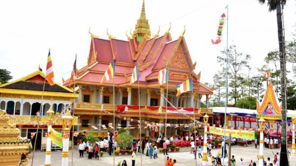 Sóc Trăng: Không khí đón Tết Chôl Chnăm Thmây của đồng bào Khmer