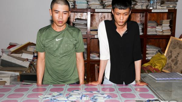Bắt hai đối tượng từ Ninh Bình vào Sóc Trăng cho vay nặng lãi