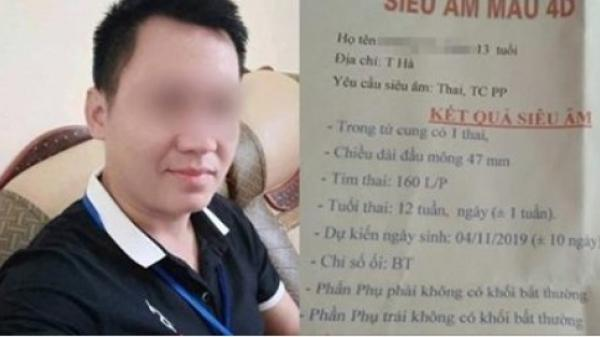 Thầy giáo Lào Cai thừa nhận quan hệ tình dục với nữ sinh lớp 8