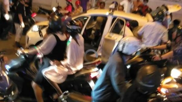 Thiếu niên 16 tuổi quê Sóc Trăng đi bụi siết cổ tài xế taxi cướp tiền