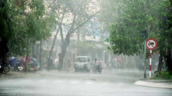 Yên Bái: Đêm và sáng mai có mưa giống
