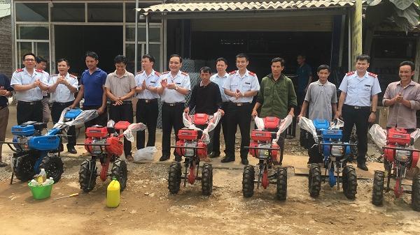 Thanh tra Yên Bái: Hỗ trợ 50 hộ nghèo phát triển sản xuất