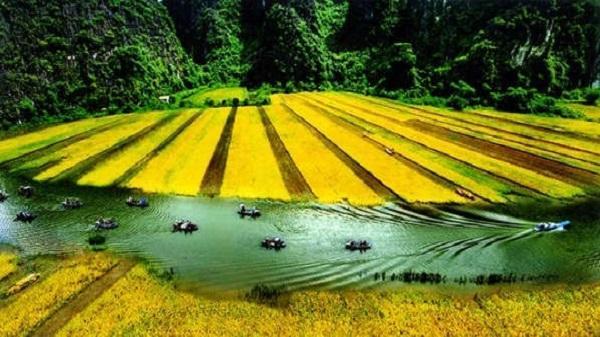 Ninh Bình: Có một Thung Nắng dịu dàng níu chân du khách