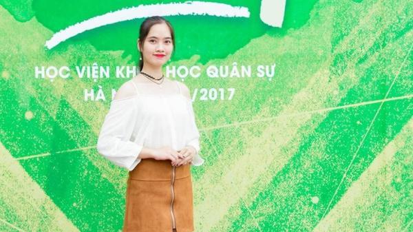 Gặp gỡ nữ sinh tiềm năng trong cuộc thi Hoa khôi sinh viên Việt Nam đến từ mảnh đất Ninh Bình