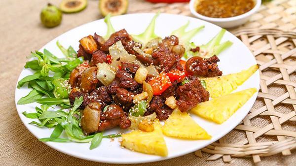 """3 nhà hàng đặc sản """"nức tiếng"""" ở Ninh Bình"""