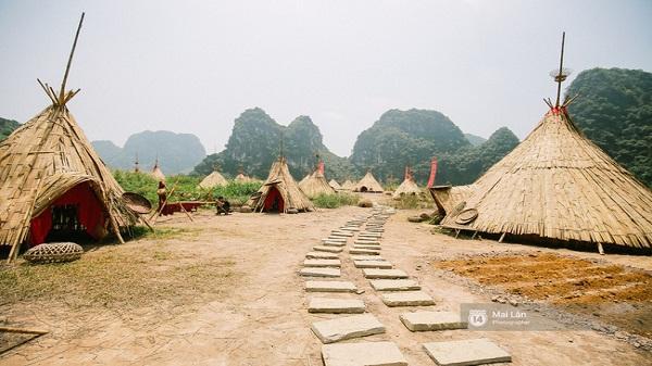 Tới Ninh Bình nhất định phải ghé làng thổ dân trong phim Kong