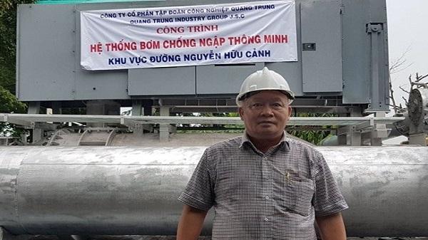 Chân dung Nguyễn Tăng Cường, 'người hùng' chống ngập nước