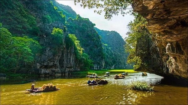 Non nước Ninh Bình đậm chất 'Dấu ấn Việt Nam'