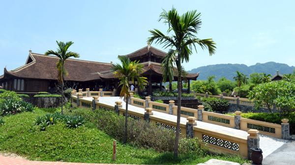 Căn phòng đạo diễn phim King Kong từng nghỉ tại Ninh Bình