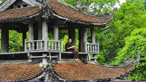 Đền Thái Vi - Ngôi đền thiêng trên đất cố đô Hoa Lư