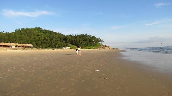 Cồn Nổi sẽ hướng đến là khu du lịch sinh thái biển trọng điểm quốc gia