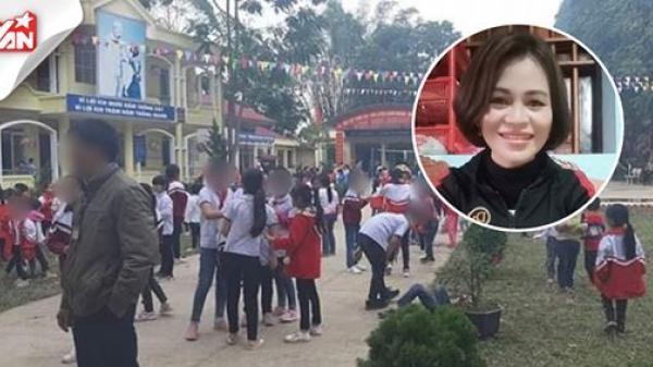 Cô giáo vùng cao liều mình cứu hàng chục bé thoát khỏi trận động đất