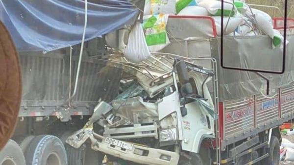Thông tin bất ngờ tai nạn nghiêm trọng trên cao tốc Nội Bài - Lào Cai: Lái xe tải say rượu