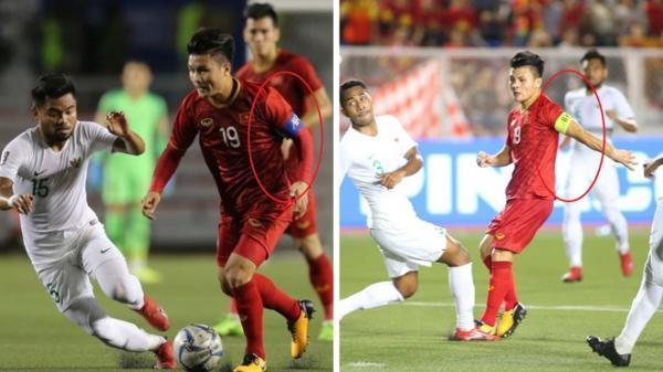 Trùng hợp: Quang Hải thay áo, đổi băng đội trưởng, U22 Việt Nam liền khởi sắc thắng ngược Indonesia