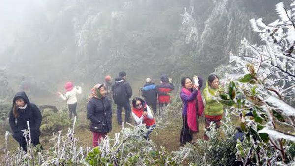 Thời tiết Lào Cai ngày 3/12: Nhiệt độ giảm thấp, Sa Pa rét 5,2 độ C