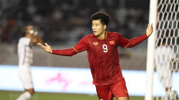 Video: Đức Chinh lập cú đúp nâng tỉ số lên 3-0 cho U22 Việt Nam trước U22 Campuchia