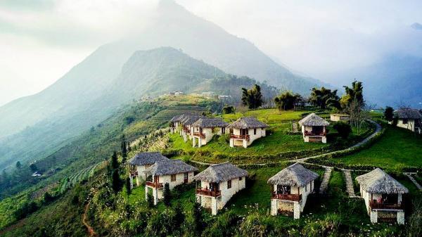 Topas Ecolodge Sa Pa (Lào Cai) nằm trong top những khu nghỉ dưỡng độc đáo nhất thế giới