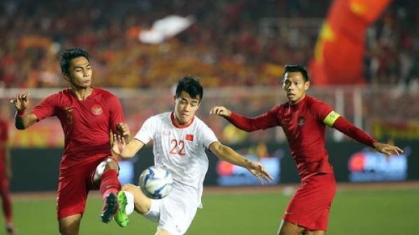 Đánh bại Indonesia 3-0, U22 Việt Nam ngạo nghễ bước lên đỉnh SEA Games