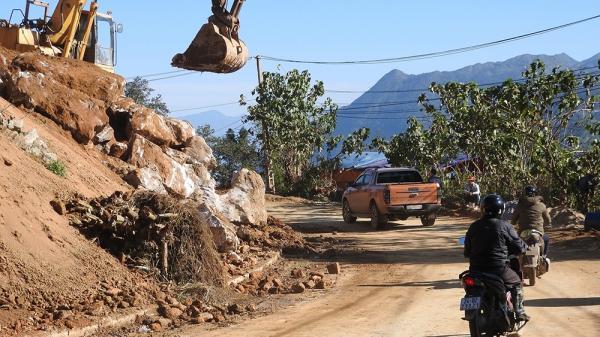 """Tai nạn rình rập trên đường trăm tỷ qua Lào Cai vì """"thiếu sót nhỏ"""""""