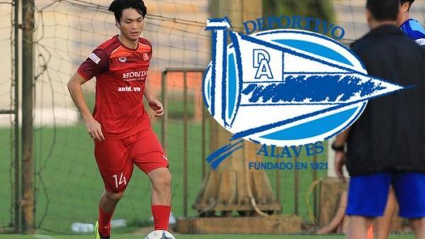 NÓNG: Nguyễn Tuấn Anh được mời sang La Liga