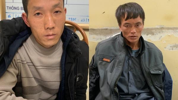 Bắt 2 đối tượng, thu 2 bánh heroin trong đường dây ma túy từ Sơn La -Yên Bái- Lào Cai