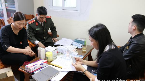 Một cơ sở thẩm mỹ trên địa bàn TP Lào Cai bị xử phạt 15 triệu đồng, buộc ngừng hoạt động