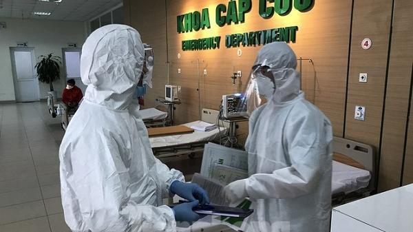 Ba bệnh nhân Covid-19 'rất nặng'