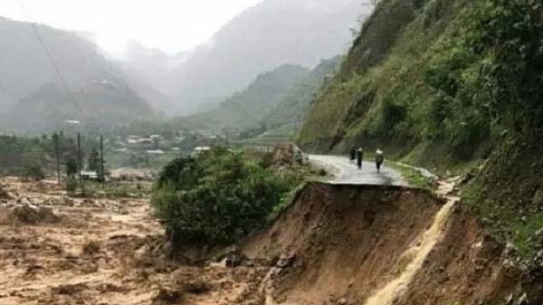 Cảnh báo lũ quét, sạt lở đất ở các tỉnh vùng núi Bắc Bộ