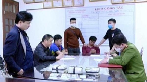 Lào Cai: Bắt đối tượng trong đường dây mua bán ma túy xuyên quốc gia