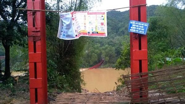 Lào Cai thiệt hại hơn 40 tỷ do mưa lũ