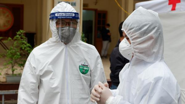 Cập nhật ngày 1/4: Công bố 5 ca nhiễm Covid-19 mới nâng tổng số lên 212, 1 người của công ty Trường Sinh