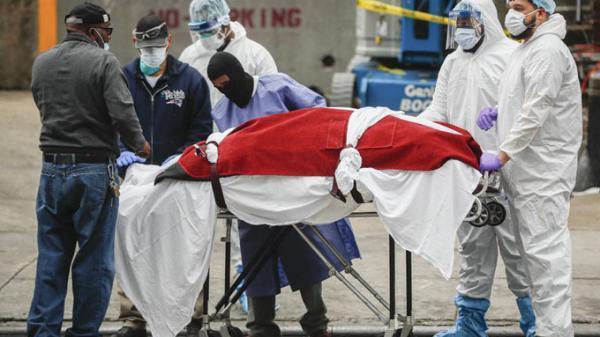 Cứ hai phút một người Mỹ tử vong vì Covid-19