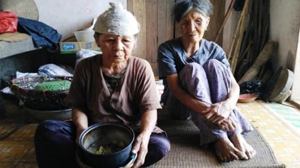 Ninh Bình: Hai cụ già neo đơn được chăm sóc, chữa bệnh suốt đời