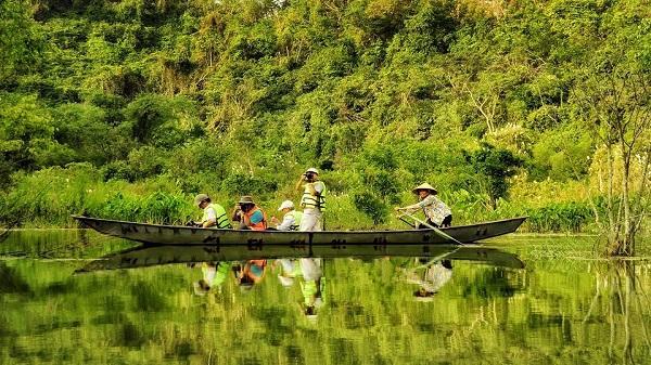 Về vườn chim Thung Nham khám phá những điều kỳ thú