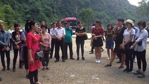 Khảo sát những điểm đến du lịch nổi tiếng ở Ninh Bình